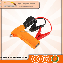 Top selling car jump starter for 12v vehicle 12000mah emergency tool kits