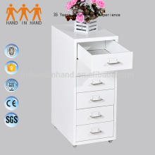 Low Price storage cart with 6 drawers for wholesale