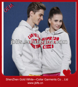 Custom high quality cotton unisex hoodies