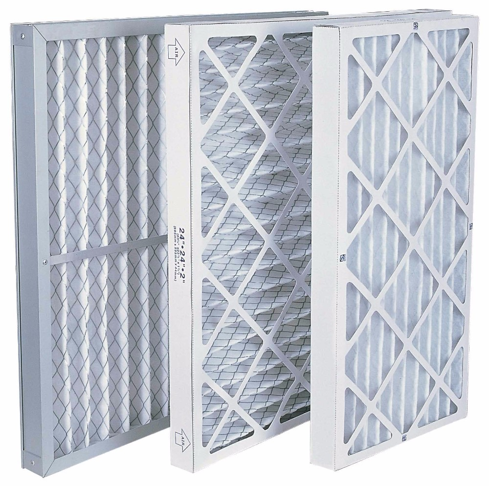 CHINA DISPOSABLE PAPER FRAME AIR CONDITIONING PANEL FILTER