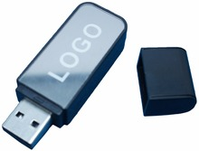 Cheap Plastic Custom Logo USB Flash Memory 1GB 2GB 4GB 8GB Pen Drive