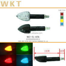 Newest Hot sale WKT-TL07B motorcycle rear led winker lamp