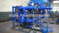 plate heat exchanger unit,Oil cooler unit