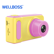 Promotion gift 2 inch LCD screen HD 720P VGA mini <strong>camera</strong> toy kids <strong>digital</strong> <strong>camera</strong> For Kids Children