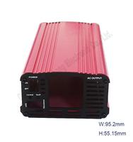enclosure aluminium round electronic distribution weatherproofing box stainless steel case