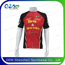 Custom pro team specialized wholesale cycling jersey