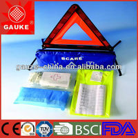 high quality first aid kit for automobiles/car first aid kit,First Aid Suppliers