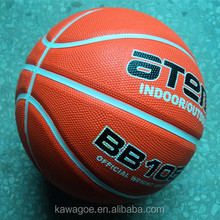 2015 PRO team rubber basketballs