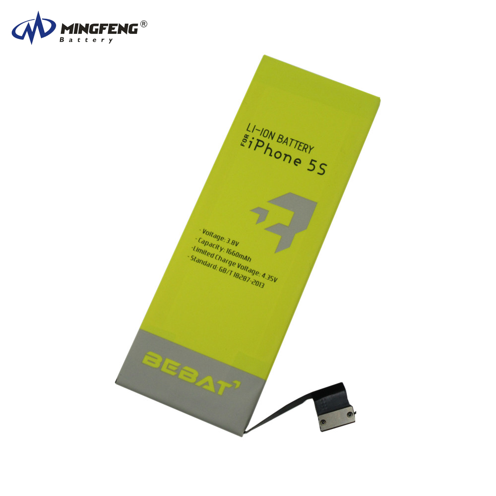 OEM Compatible Replacement Li-polymer Battery for iPhone 5s Battery