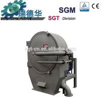 Horizontal Sieve For Potato Starch Processing