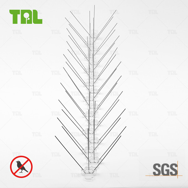 Wholesale 30 Pcs Stainless Steel Anti Bird & Pigeon Spikes TLBS0201