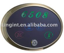 Hotel guest room control panel / hotel control system( KT-IB901-1A)