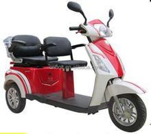 EEC Approved three wheel electric scooters 1000W 60V 20Ah Silicon battery TB-LIFE2