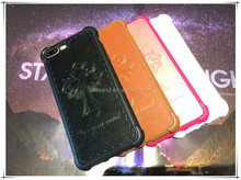 2017 Newest design cell phone case Mobile phone case for iphone 7 plus leather accessories