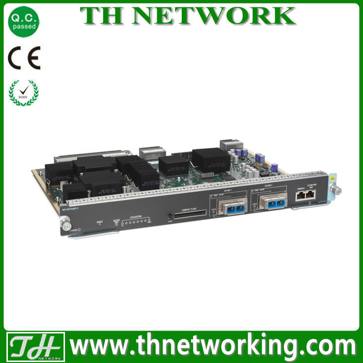 Genuine Cisco Catalyst 7600 Switch 7604-2SUP7203B-2PS Cisco 7604 Chassis, 4-slot, 2 SUP720-3B, 2 PS