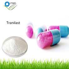 Stable quality Tranilast 99% purity with reasonable price CAS: 53902-12-8