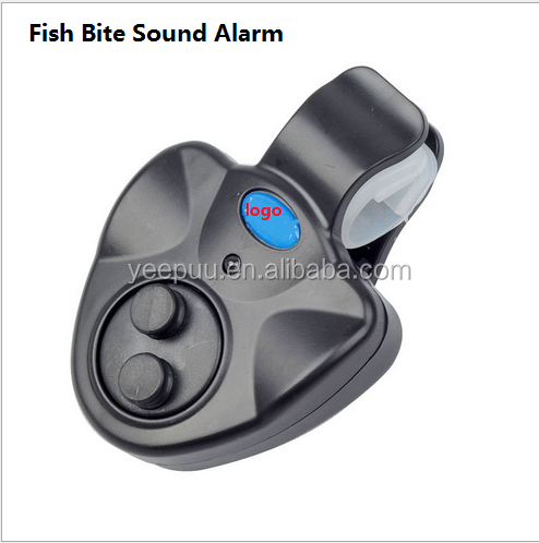 Electronic Fishing Indicator Kit Fish Bite Sound Alarm