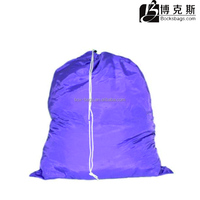 All kinds of laundry bag Big nylon mesh drawstring bag laundry bag with handle