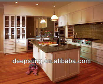 Modern solid wood kitchen cabinets,luxury kitchen cabinets design