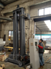 vertical glass drilling machine glass machine