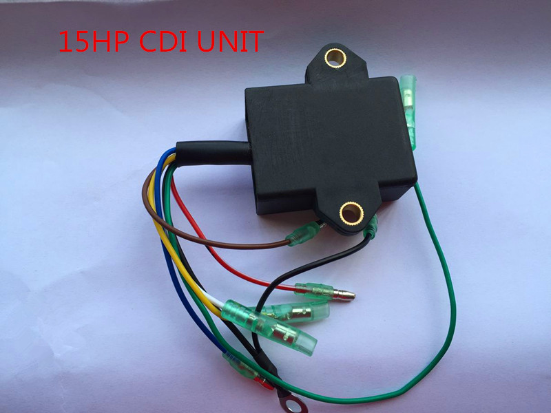 63V-85540-01 CDI UNIT OF MARINE PARTS