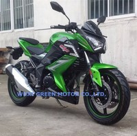 racing motorcycle ninjia 300cc250cc 4 stroke loncin engine