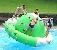 Rotating Top, Inflatable Rotating Top