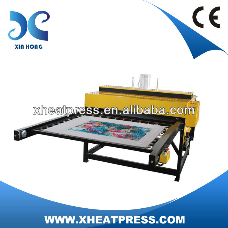 Mesin Hydraulic Heat Press Machine