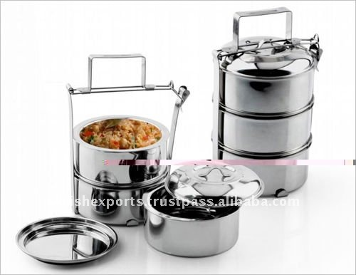 Insulated Tiffin Carrier