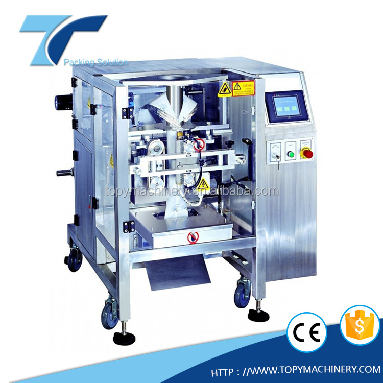 vertical forming filling sealing sesame seed and peanut packaging machine