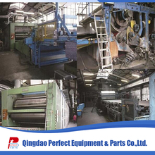 Waste paper and old carton box recycling gray paperboard making machine