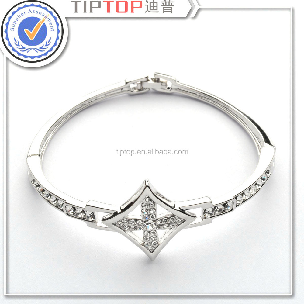 new fashion jewelry zinc alloy charm bracelets