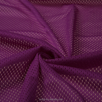 Wholesale quality 100% polyester fabric breathable fabric car cover mesh fabric for cloth shoe lining