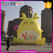 inflatable lighting cartoon /shopping mall promotion,outdoor advertising