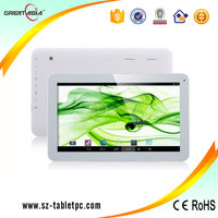 10.1 inch tablet pc Allwinner A31S Quad-Core Android 4.4 shenzhen tablet pc