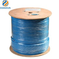 flexible 4pair 23awg communication utp cat 6 cable