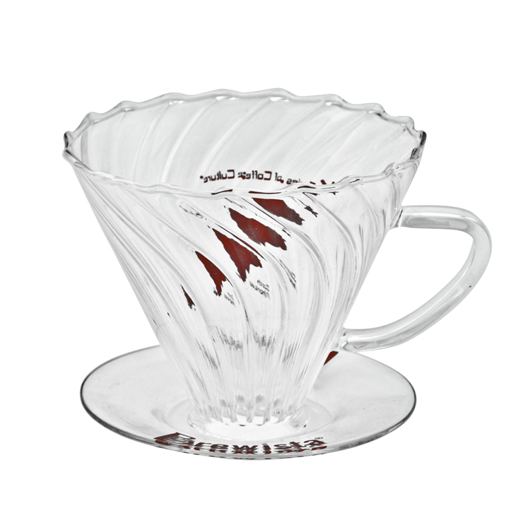 Factory Direct Sale Low Price Glass Vietnam Permanent Coffee Filter