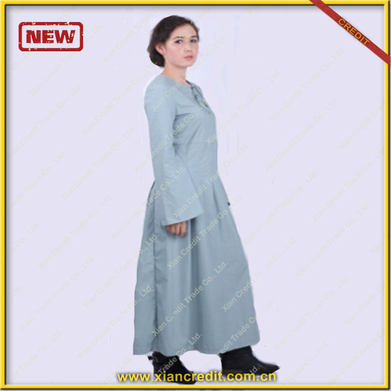 New designs muslim lady arabic abaya 2013