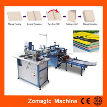 Automatic thread book sewing machine, exercise book folding machine, Paper sewing machine
