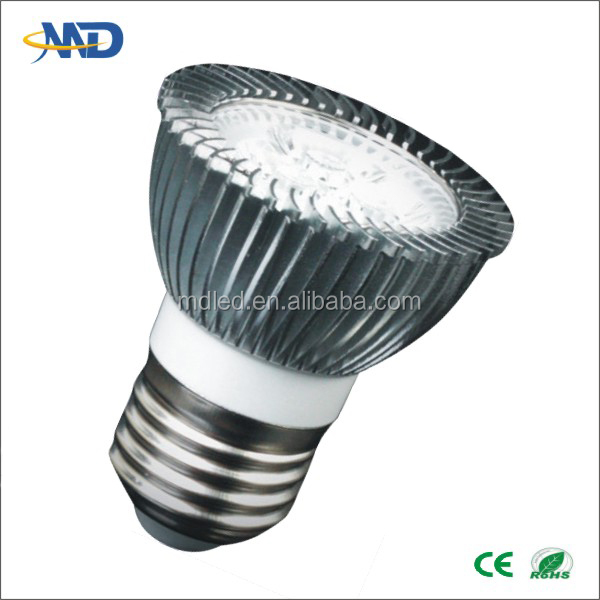 3w 4W E27 E14 GU10 MR16 led spotlight 110V 220v 12v 3 years warranty dimmable mr11 led spots