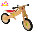popular wooden balance bike,wood kids bike for children with best price W16C023