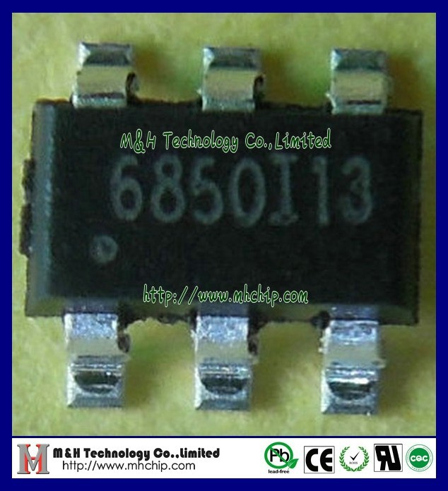 (Offer BOM list price) Electronic components parts TC1209G 6850I13
