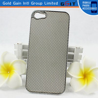 Wholesale Price Hard Funda PC Case With Plating For iPhone 4C, Best Quality Protective PC Back Cover Case For iPhone 4C