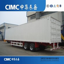 CIMC Used Tipping Semi Trailer