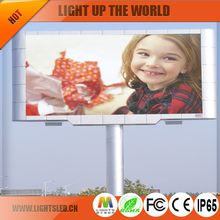 Outdoor Usage Led Video P10 P8 P6 High Brightness LED Display Aluminum Die Case Full Color For Wholesales