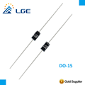 0.2A DO-15 high voltage fast recovery diode R2500F R3000F R4000F R5000F
