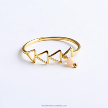 New Fashion Simple Rings Design for Women Party Gift Endless Accessories Rings