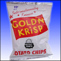 380g Potato chips packaging material