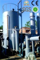Full automatic Top quality outdoor 100kw biogas power plant for sale