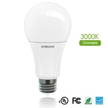 Led 120V Light Bulb A21 18 watt Dimmable 100w Equivalent -- Warm White E26 UL/Energy Star/FCC